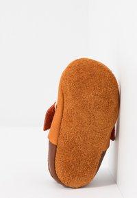 POLOLO - FUCHS - First shoes - castagno/orange - 5