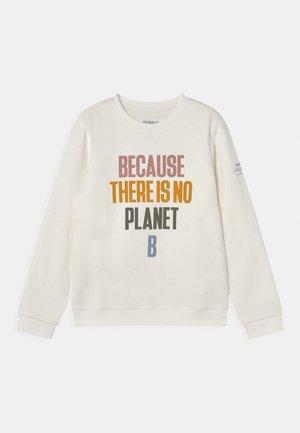BARDERA UNISEX - Sweatshirt - off white