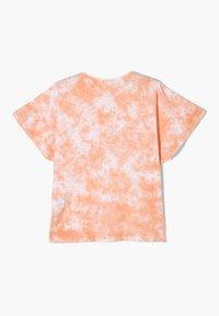s.Oliver - Print T-shirt - apricot - 1