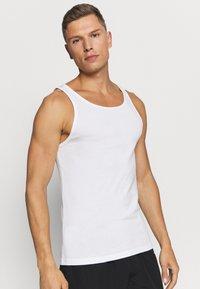 Pier One - 5 PACK - Undershirt - white - 1
