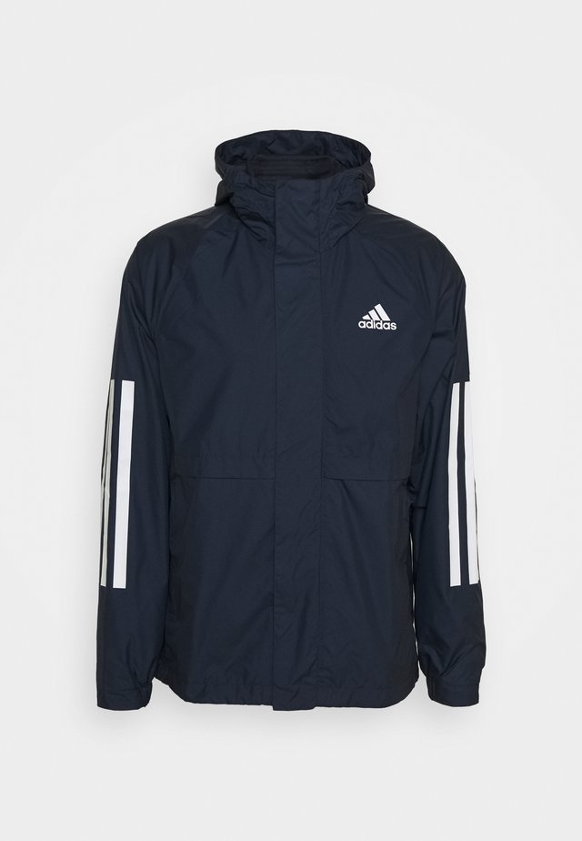 BSC 3-STRIPES WIND.RDY  - Veste coupe-vent - dark blue