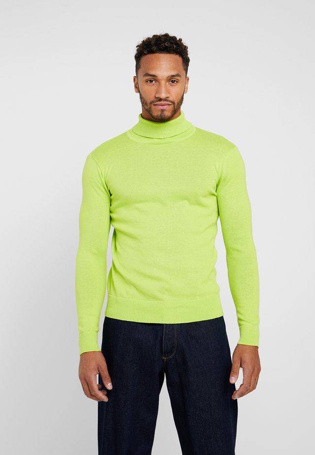 HUMET - Pullover - neon green