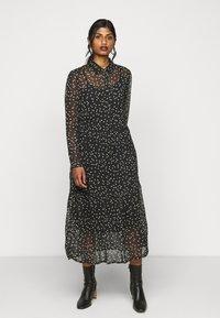 ICHI PETITE - IHBETTY - Day dress - black - 0