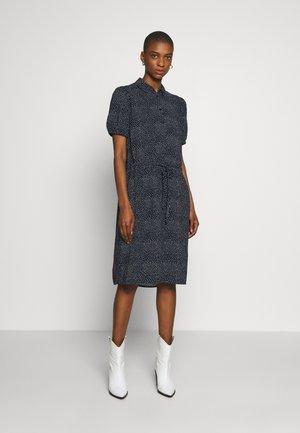 GRACE - Shirt dress - navy
