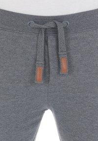 Riverso - VEN - Tracksuit bottoms - grey melange (23300) - 4