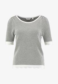 NAF NAF - COCOMC - T-shirts print - ecru - 4