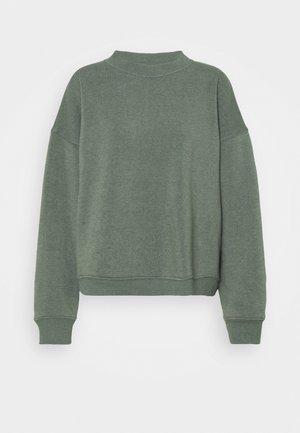 CREW WASH - Sweatshirt - olive