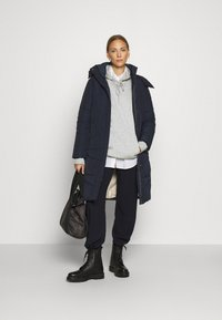 mine to five TOM TAILOR - Winter coat - sky captain blue - 1