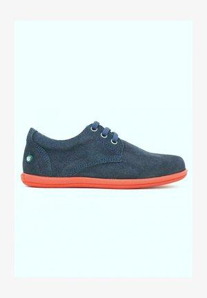 GORILA - Zapatos con cordones - azul
