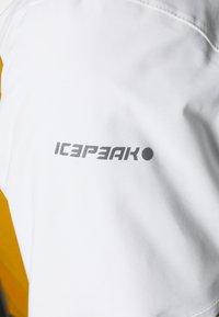Icepeak - CALBE - Skijakke - fudge - 5