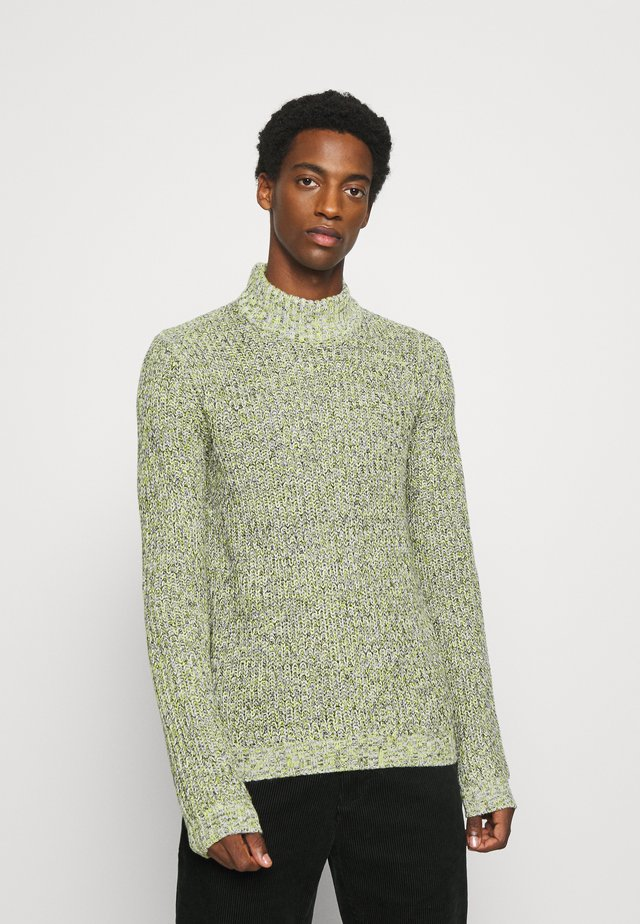 MALLE - Sweter - green
