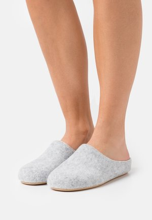 Mules - light grey