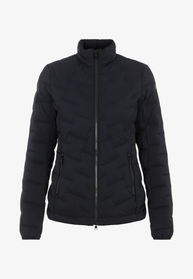 RISE - Down jacket - black