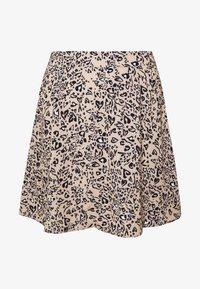 Ivyrevel - A-LINE MINI SKIRT - A-line skirt - black - 3