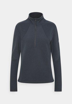WARM - Fleece jumper - ebony