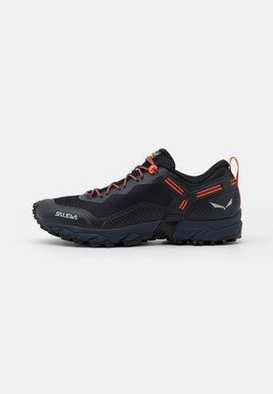 MS ULTRA TRAIN 3 - Trail running shoes - ombre blue/red orange