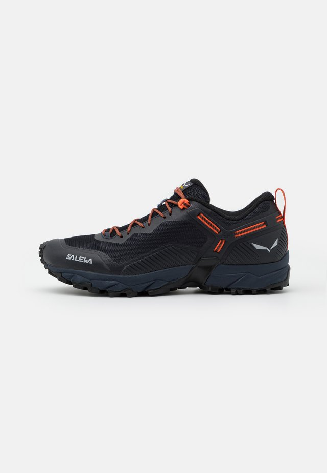 MS ULTRA TRAIN 3 - Trail hardloopschoenen - ombre blue/red orange