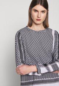 CECILIE copenhagen - DRESS - Denní šaty - black/stone - 3