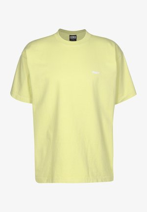 BOLD - Print T-shirt - spirulina