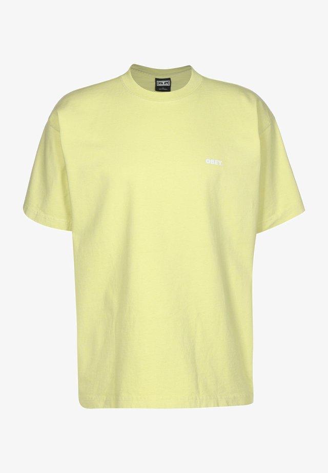 BOLD - Camiseta estampada - spirulina