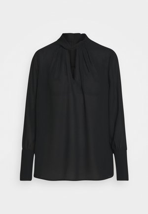 THELMA FANCY BLOUSE - Blouse - black