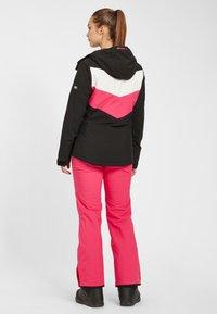 O'Neill - APLITE - Snowboard jacket - black out - 2