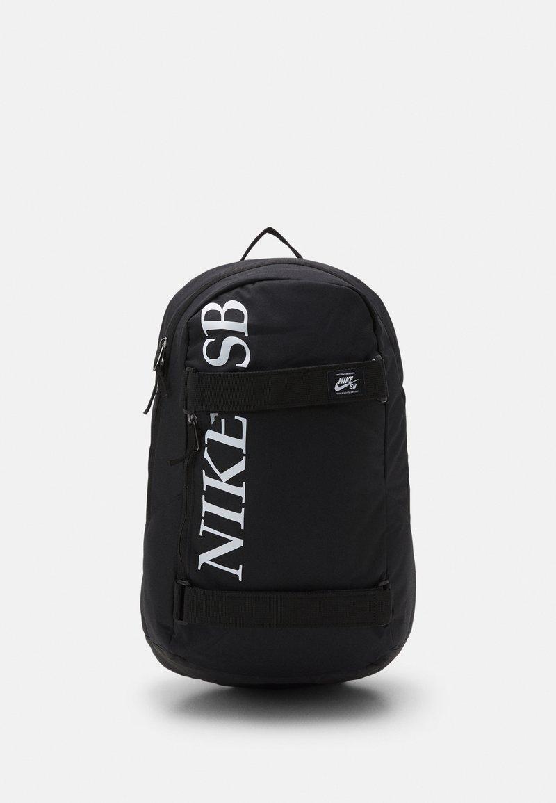 Nike SB - UNISEX - Rucksack - black/black/white