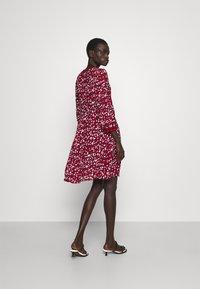 MAX&Co. - GAVETTA - Day dress - red - 2