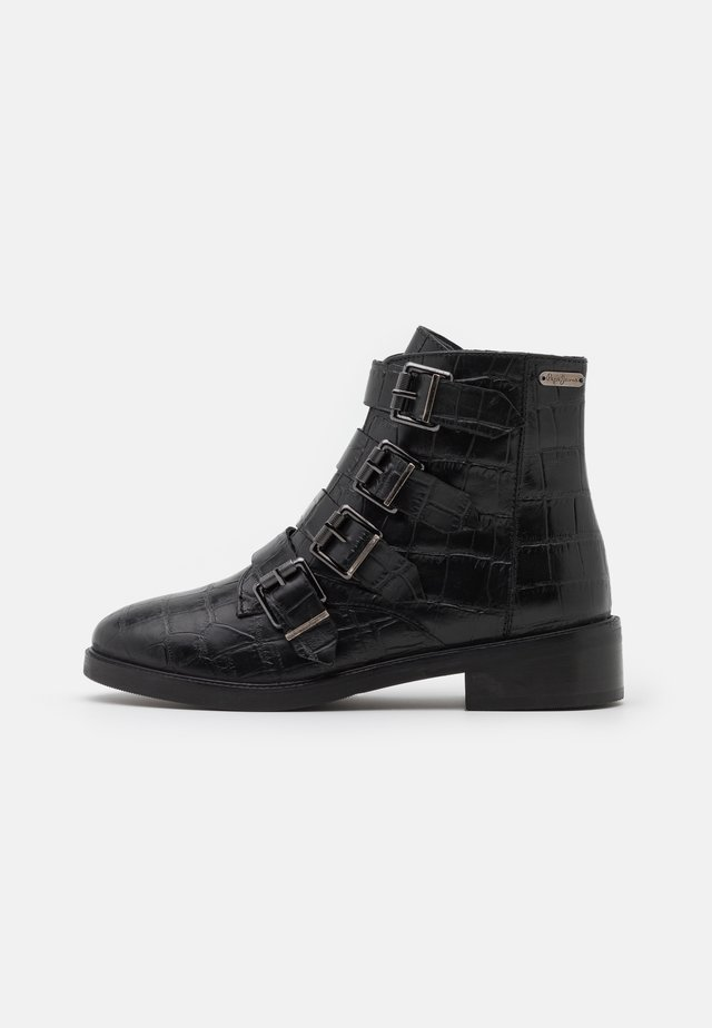 MALDON IMAN - Bottines - black