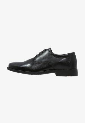 NEVIO - Smart lace-ups - schwarz