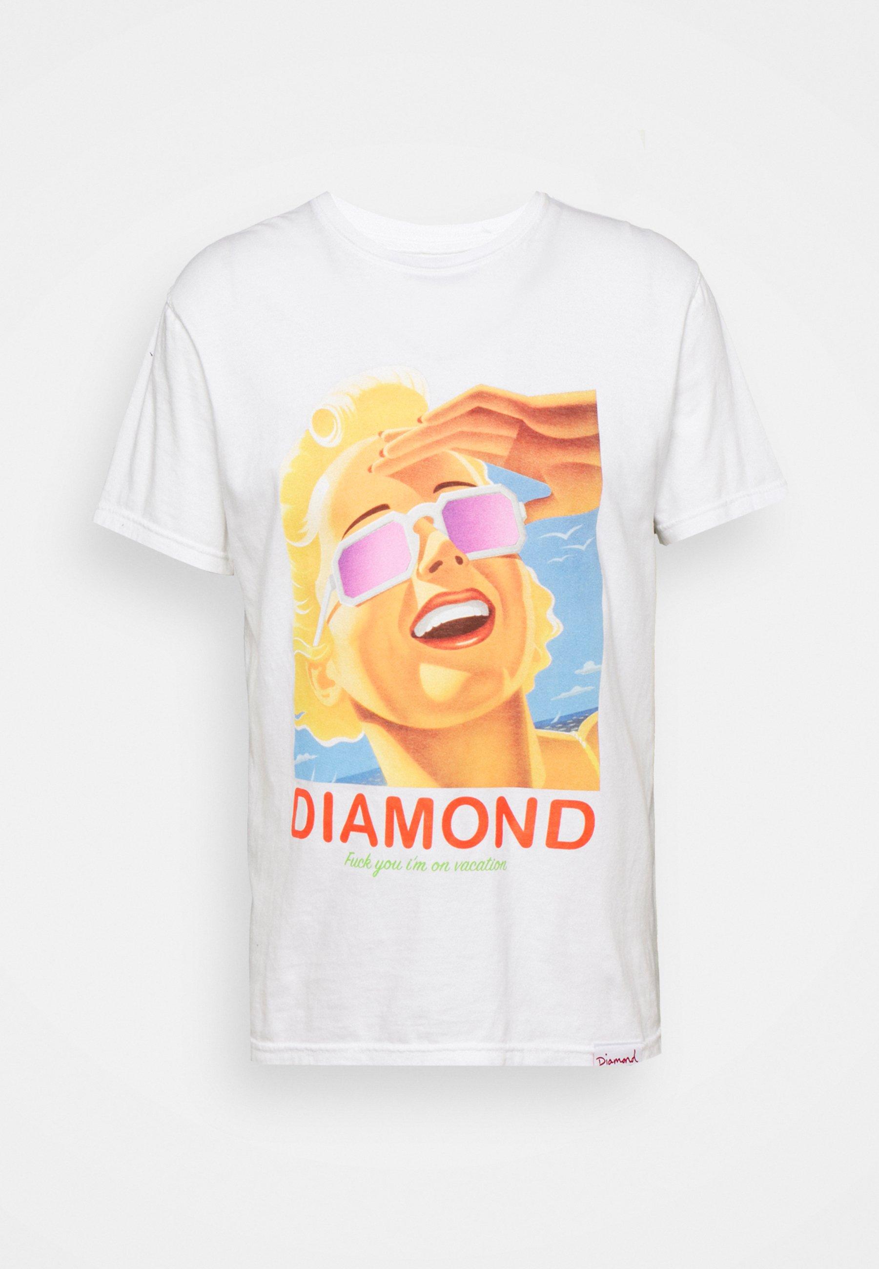 Men VACATION TEE - Print T-shirt