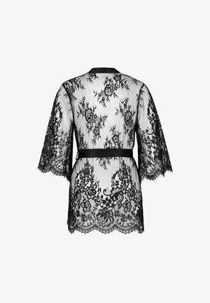 KIMONO ISABELLE - Dressing gown - black