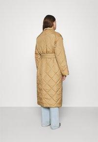 ARKET - Classic coat - beige - 2