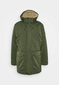 camel active - Zimní kabát - oliv - 2