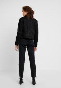 Even&Odd - Faux leather jacket - black - 2