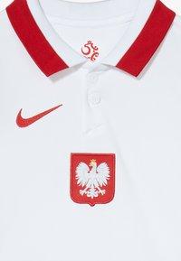Nike Performance - POLEN LK NK BRT KIT HM SET - Club wear - white/red - 6