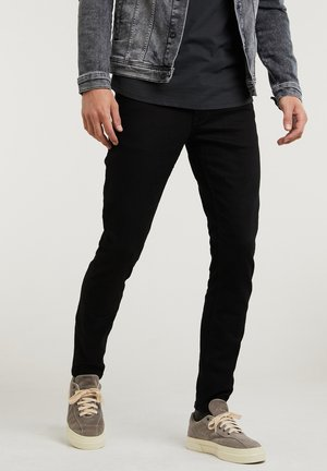 CARTER KALI - Slim fit jeans - black