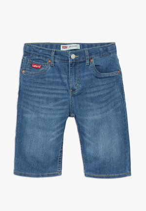 510 SKINNY - Short en jean - low down