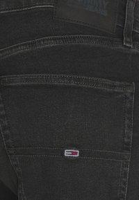 Tommy Jeans - SCANTON - Jeansshorts - kansas black comfort - 4