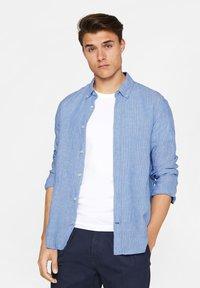 WE Fashion - Shirt - light blue - 3