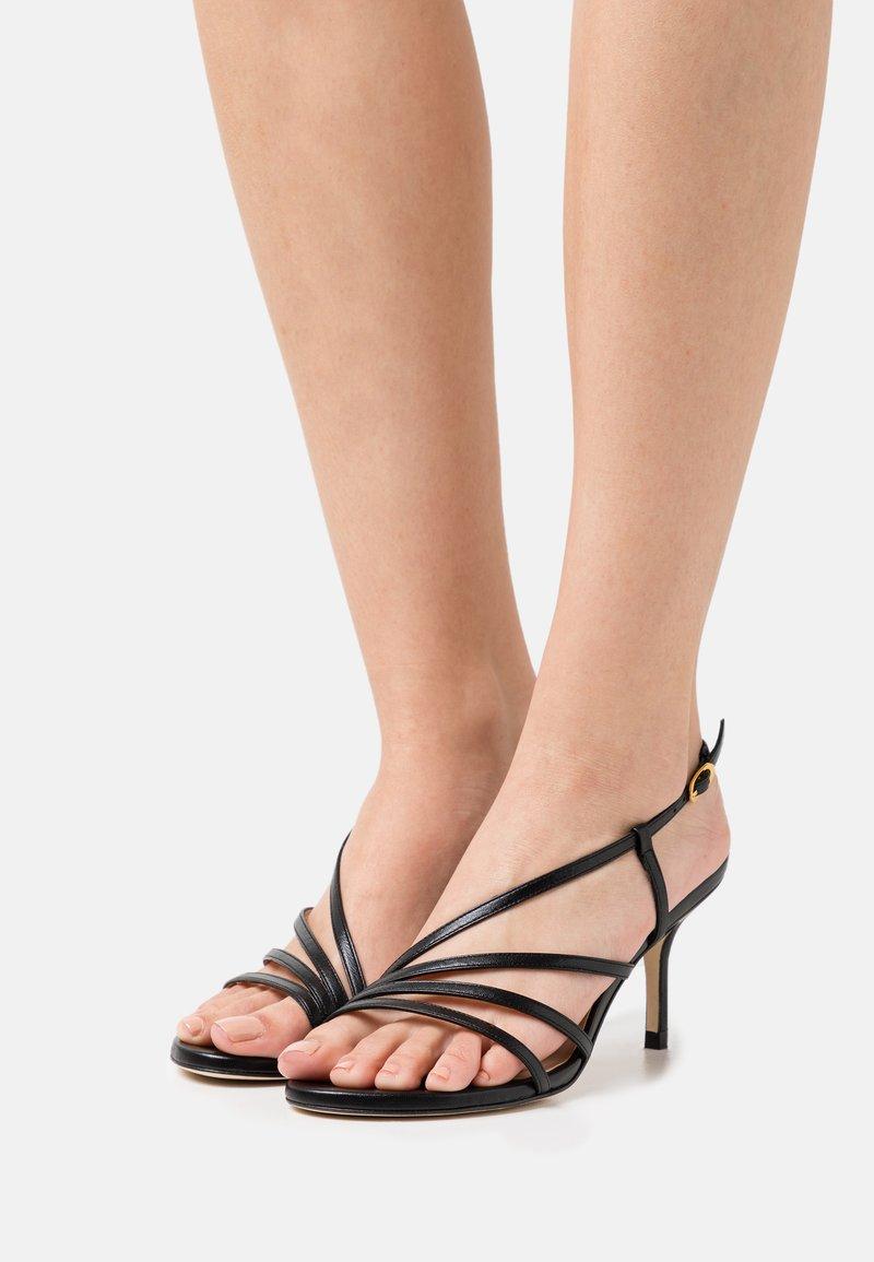 Stuart Weitzman - MELODIE 75 - Sandals - black