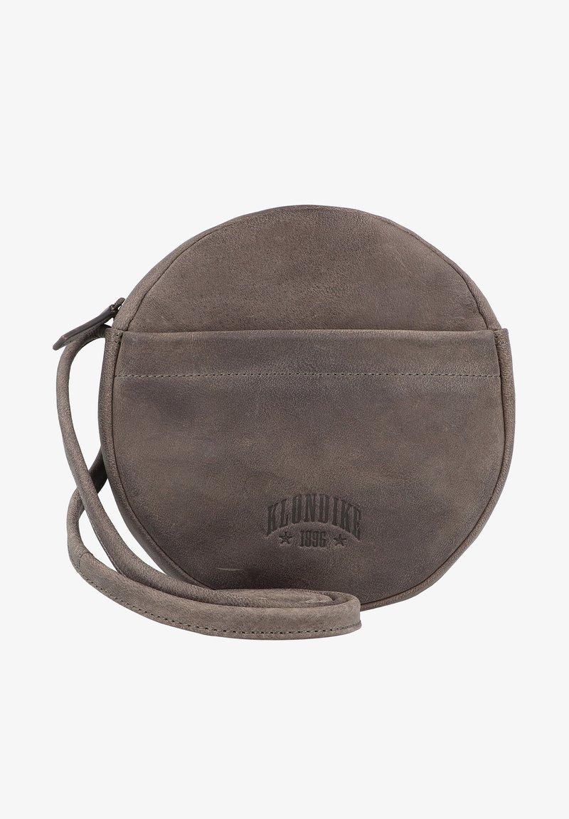 Klondike 1896 - Across body bag - grau