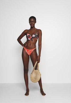 BRASILIEN BRIEF - Bikini bottoms - red