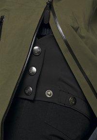 Norrøna - LOFOTEN GORE-TEX PRO ANORAK - Ski jacket - khaki - 3