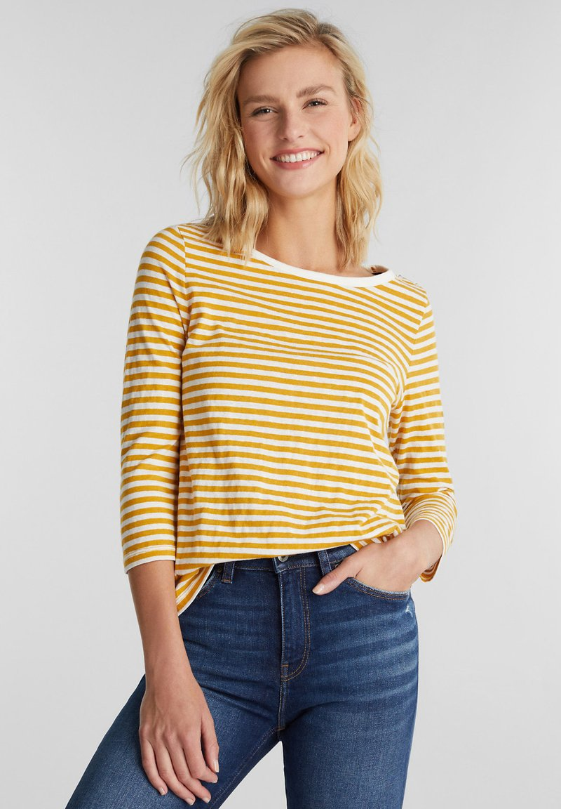 edc by Esprit - Long sleeved top - brass yellow