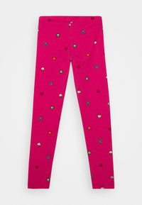 Benetton - FUNZIONE GIRL - Leggings - Trousers - pink - 1