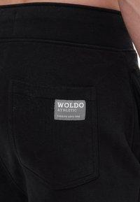 Woldo Athletic - Pantaloni sportivi - schwarz - 7