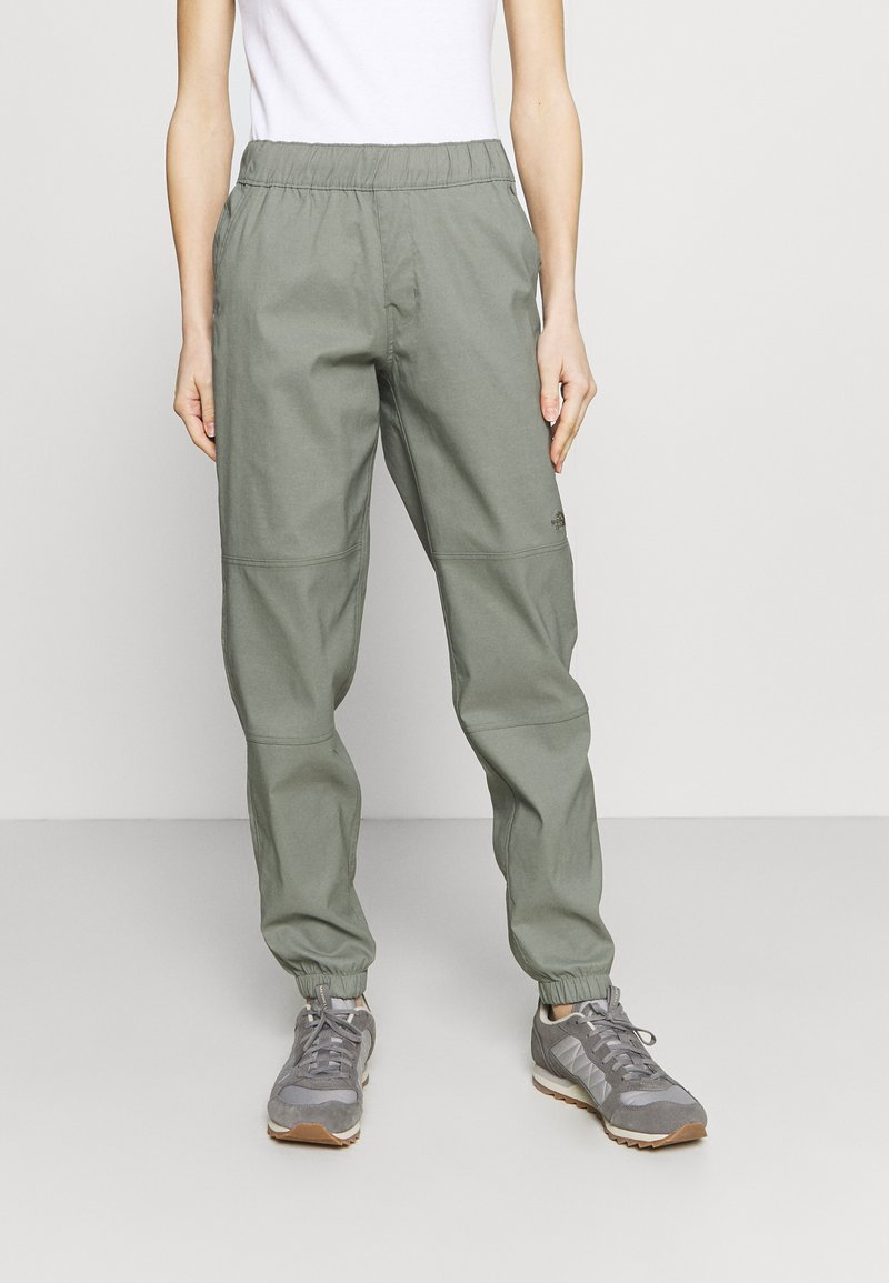 The North Face - CLASS JOGGER - Trousers - agave green