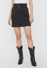Noisy May - A-line skirt - black - 0