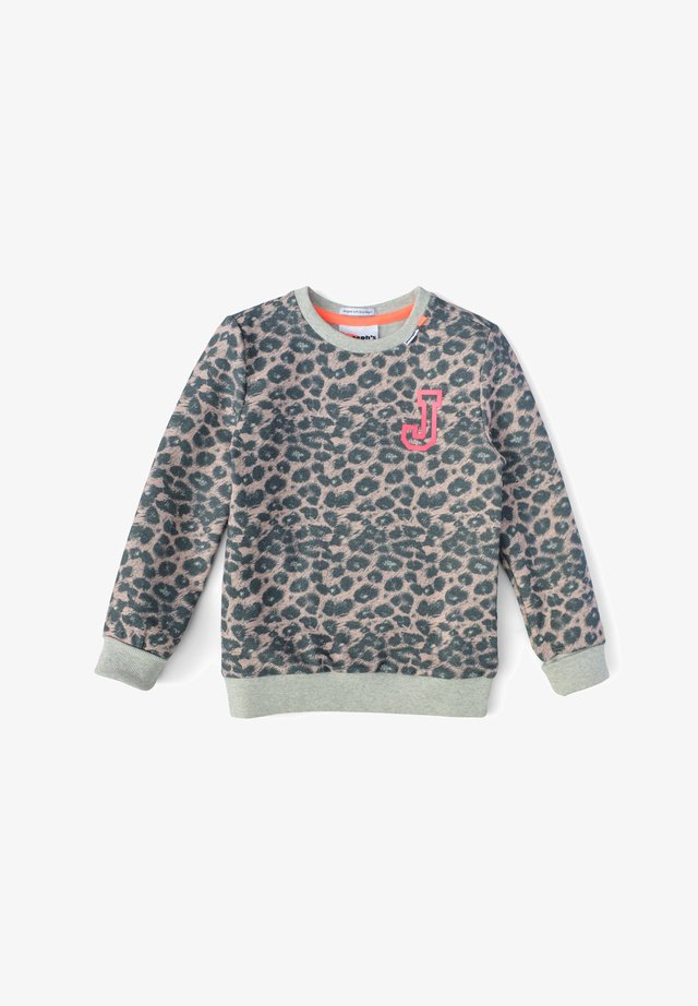 BOLLY - Sweatshirt - pink leo